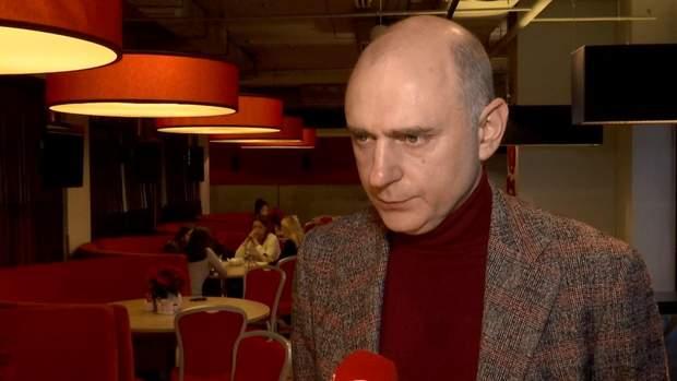 Експерт у сфері транспорту Володимир Шульмейстер