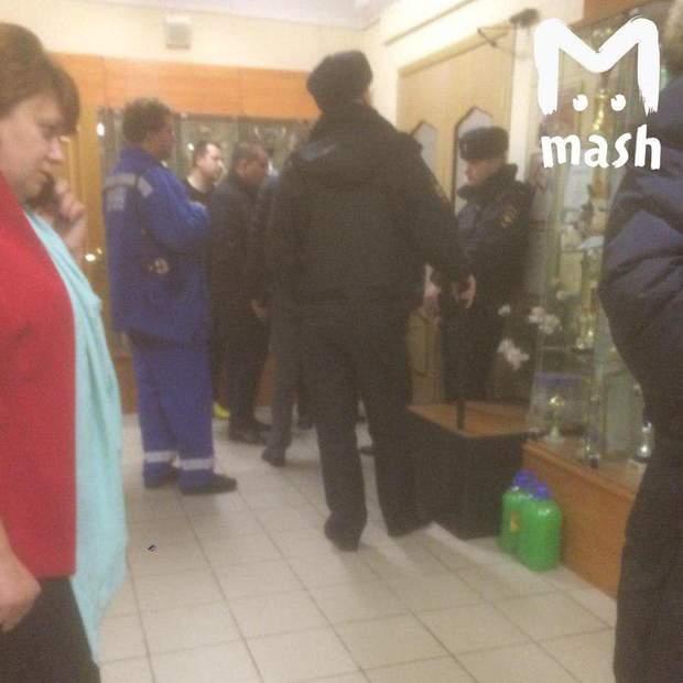 Даня Горбатенко, школа, Москва, тероризм, ніж