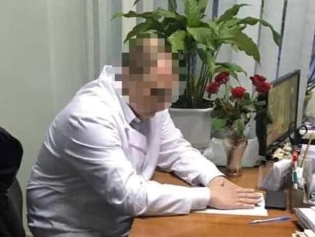хабар ветеран АТО корупція