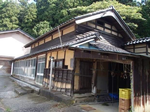 Японія нерухомість покинуті будинки