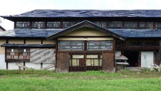Японія житло покинутий будинок