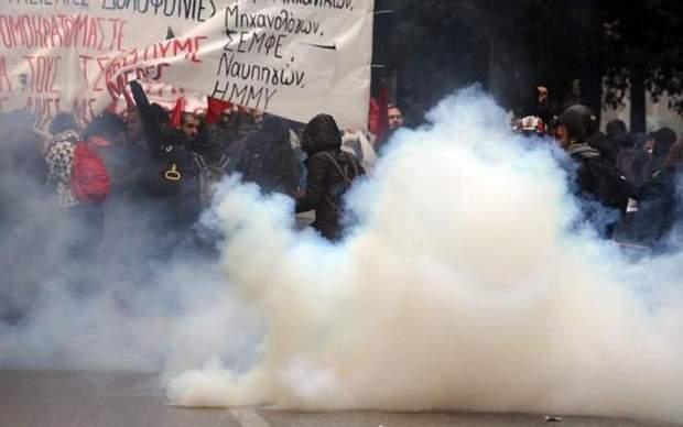 марш греція