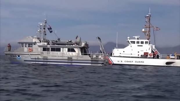 Україна отримала два катери берегової охорони від Сполучених Штатів Америки – серії