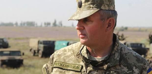 Муженко Віктор