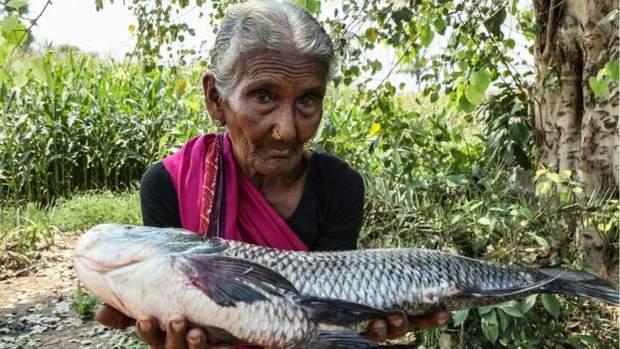 відеоблогерка 107-річна бабуся