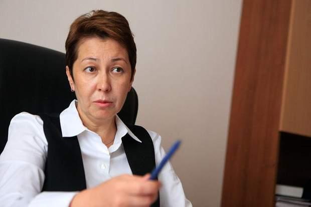 екс-голови Голосіївського суду міста Києва Олени Первушиної