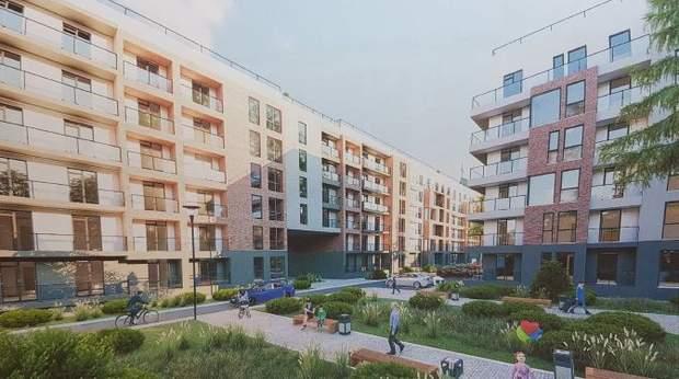 будинки Львів Міноборони будівництво