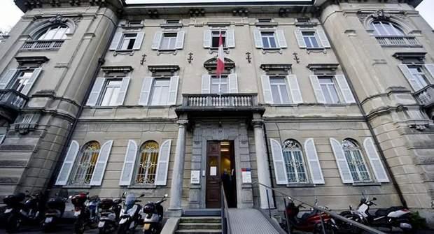 Суд у Швейцарії