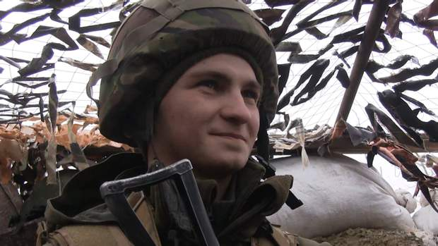 війна на Донбасі