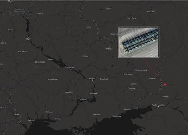 Росія Україна танки війна Донбас