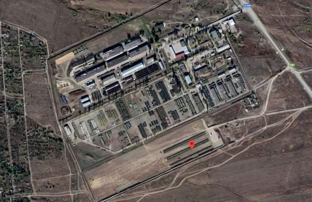 Росія танки кордон Україна військова техніка Донбас