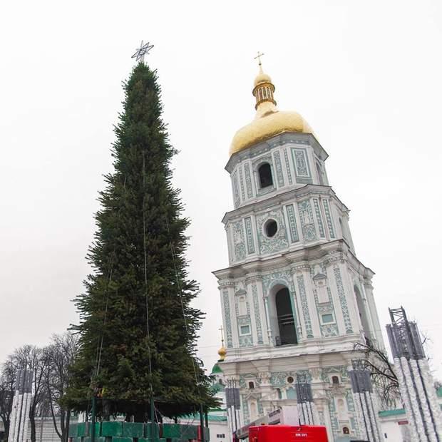 Головна ялинка в Києві