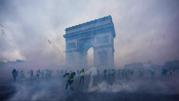 Франція Тріумфальна арка