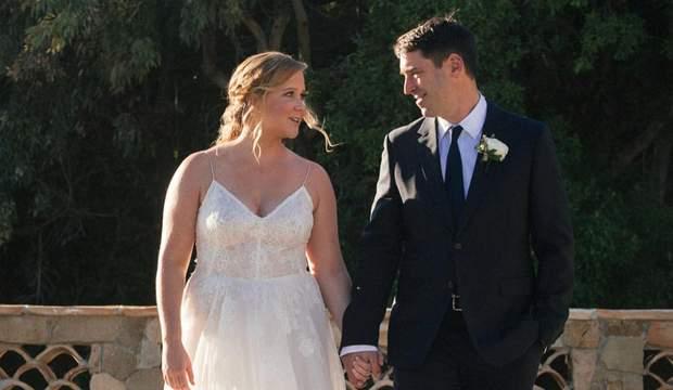Емі Шумер вийшла заміж