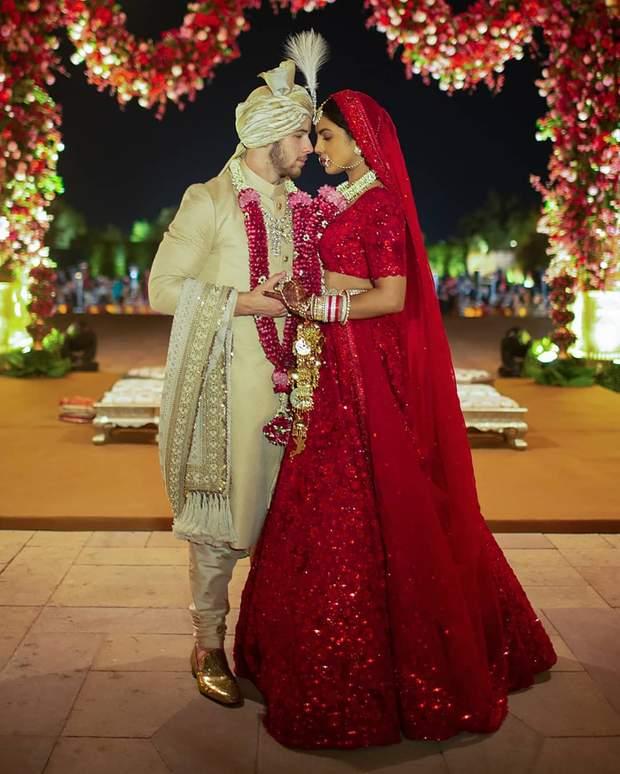 Індійське весілля Пріянки Чопри та Ніка Джонаса