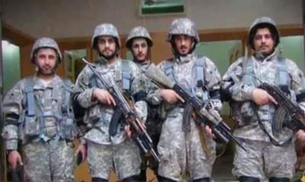 терористи готель Кабул