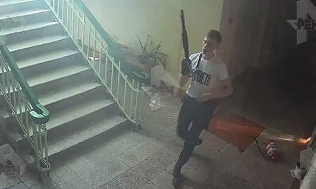 Росляков Керч вбивство масове вбивство
