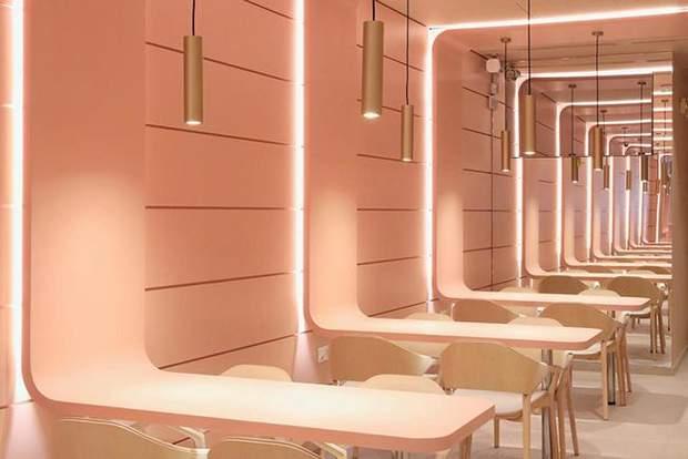 Кафе дизайн інтер'єр