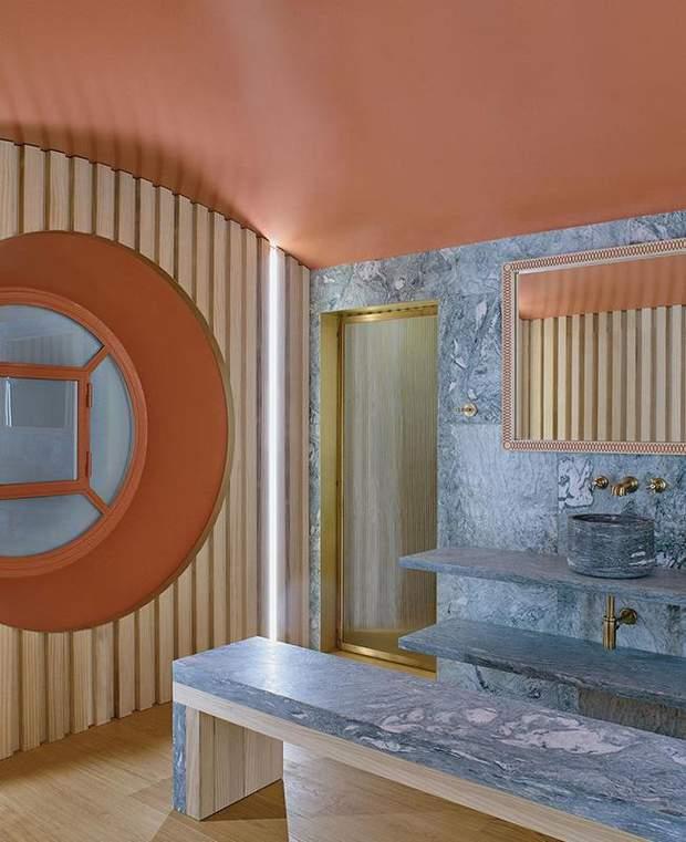 інтер'єр дизайн ванна