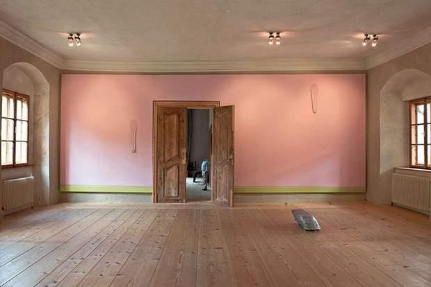 інтер'єр будинок художник