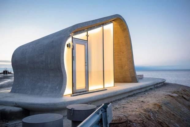 громадський туалет Норвегія