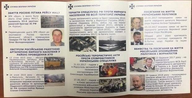 СБУ російська пропаганда УПЦ МП війна Донбас анексія Крим