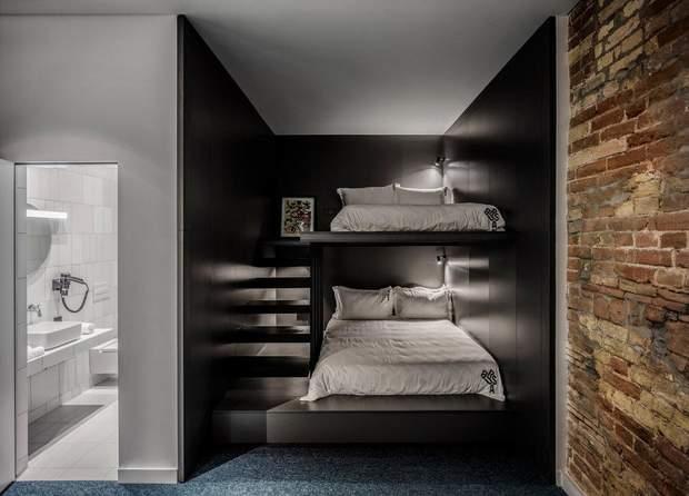 дизайн інтер'єр готель Київ
