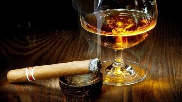 Акцизи на алкоголь, акцизи на тютюн