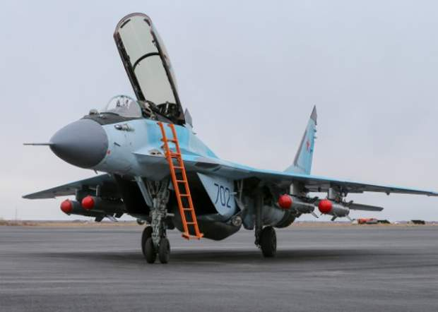 У Росії випробовують нові винищувачі