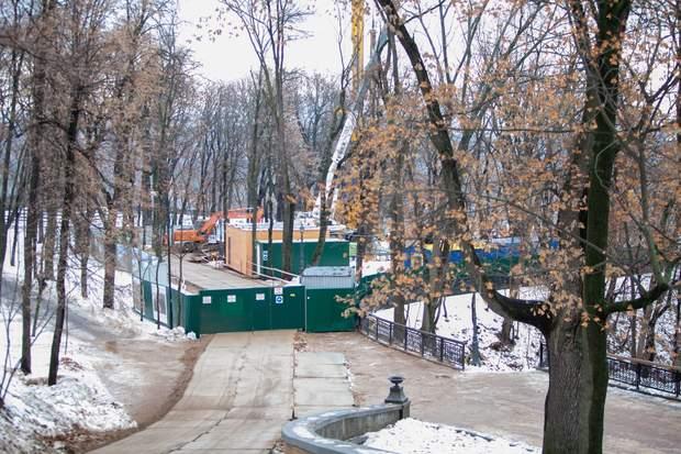 Київ міст будівництво