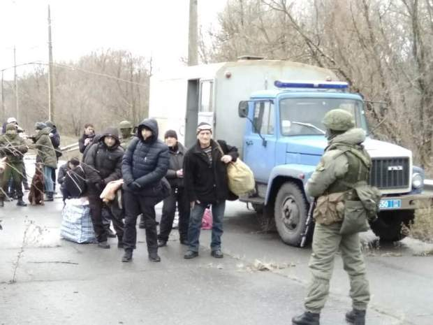 Бойовики передали Україні 42 засуджених