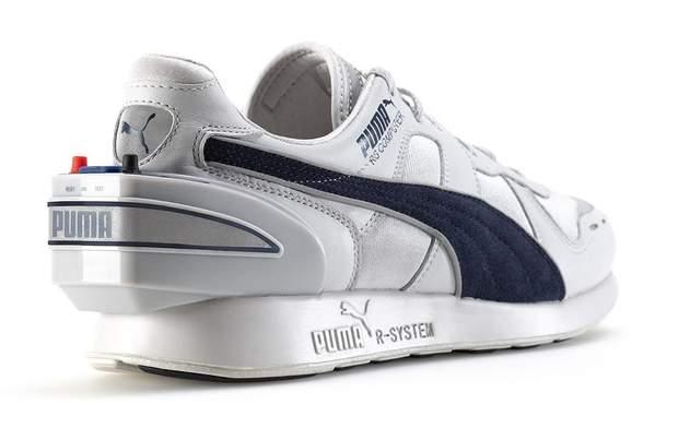 Puma випустила кросівки із вбудованим комп'ютером