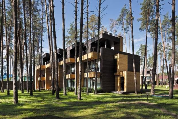 Дачний готель Глібівка