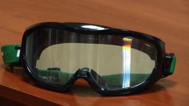 окуляри алкогольне спяніння імітація