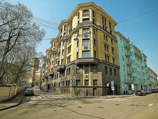 будинок Москва Колимажний провулок