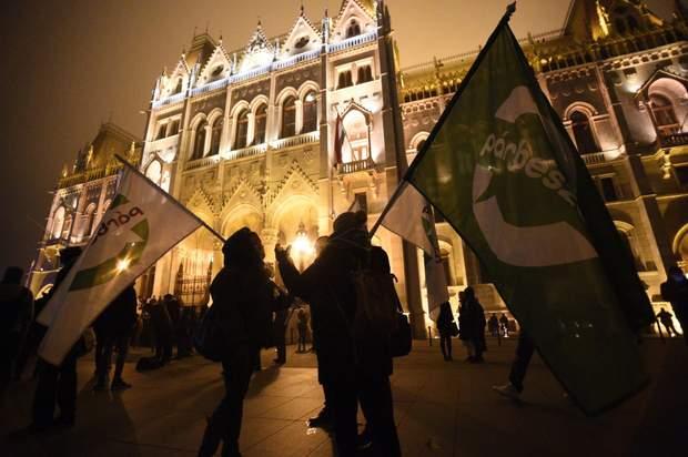 будапешт рабський закон протести