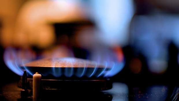 Не залишайте газові прилади без нагляду