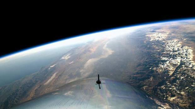 Virgin Galactic, космос, США, корабель, пілоти, космічний туризм