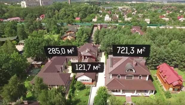нерухомість будинки Павло Кривонос