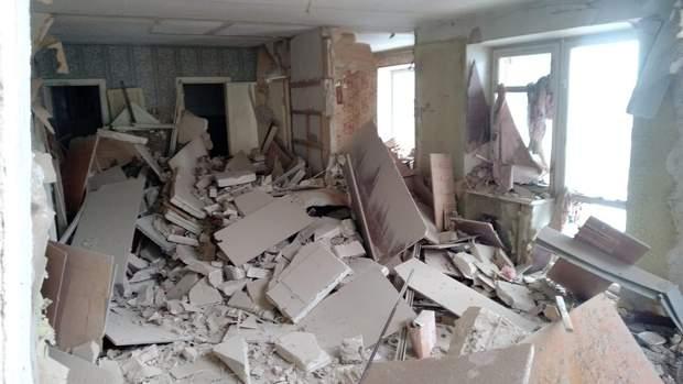 вибух київщина рятувальники будинок газ