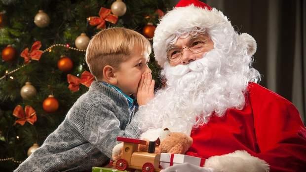 Запрошуйте новорічних персонажів. після того, як дитині виповниться 5 років