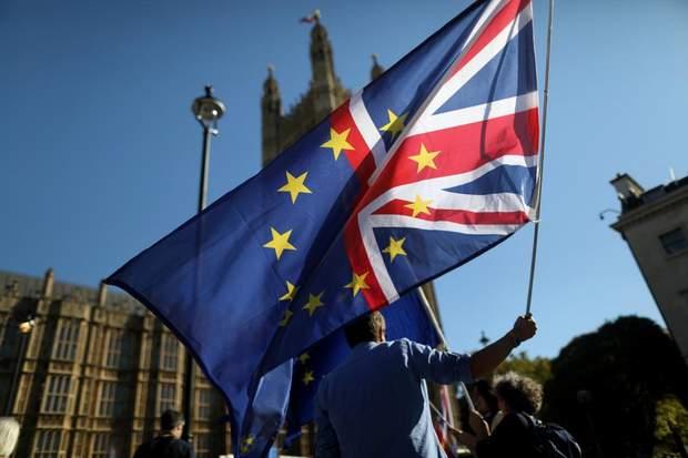 Разрыв между Великобританией и ЕС