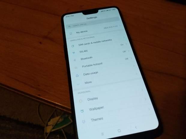 Xiaomi MIUI 10, OnePlus 6, OnePlus 6T, прошивка, смартфони, ОС, Android
