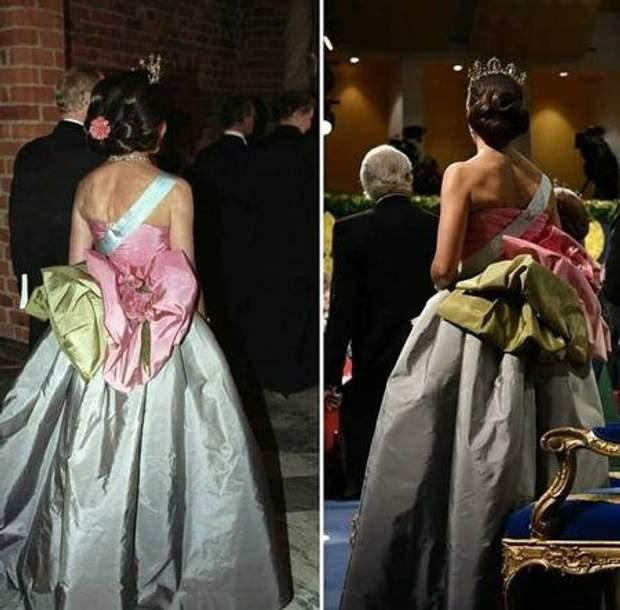 Шведська принцеса повторила образ своєї матері