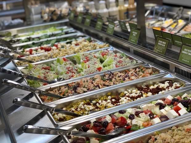 Відмовтеся від салатів у магазинах