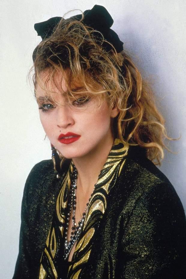 Мадонна у 80-ті