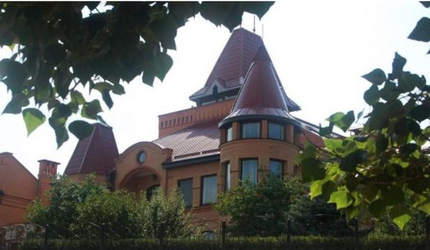 Петро Мельник помер родина маєток