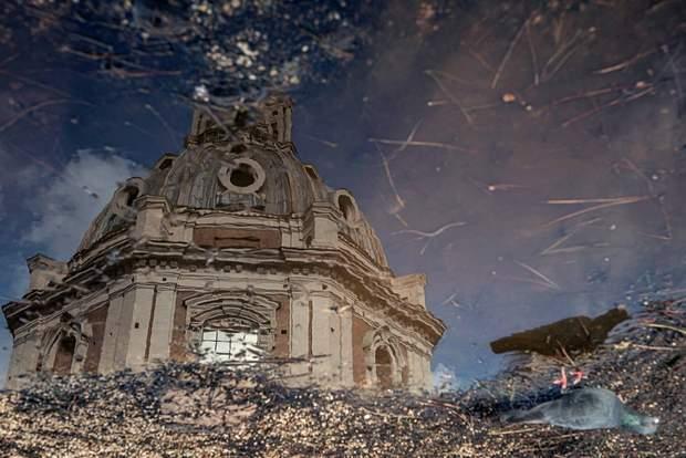 Пам'ятки архітектури в Римі