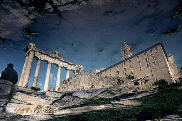 Ефектні фото з Риму