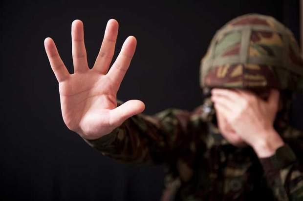 Від 6% до 20% ветеранів війни мають посттравматичний стресовий розлад